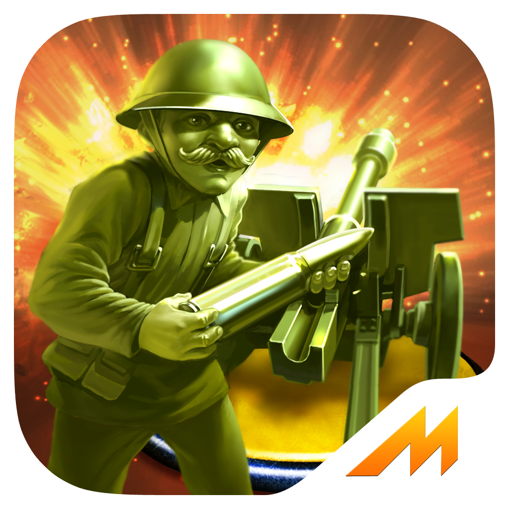 Toy Defense HD iOS